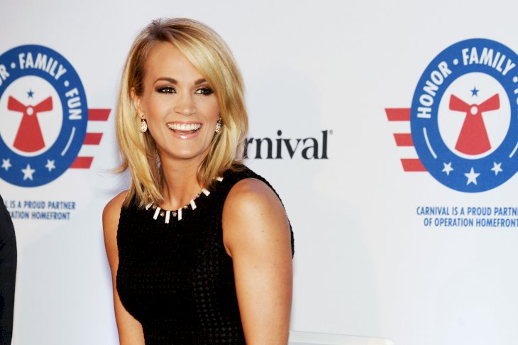 Image Source: Getty Images/Rick Wilson | Carrie Underwood announces partnership with Carnival Cruise Line