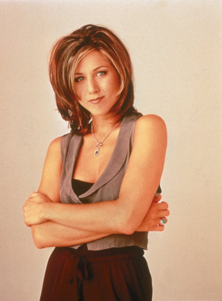 Image Credit: Getty Images/NBC Television | Portrait of Aniston for FRIENDS