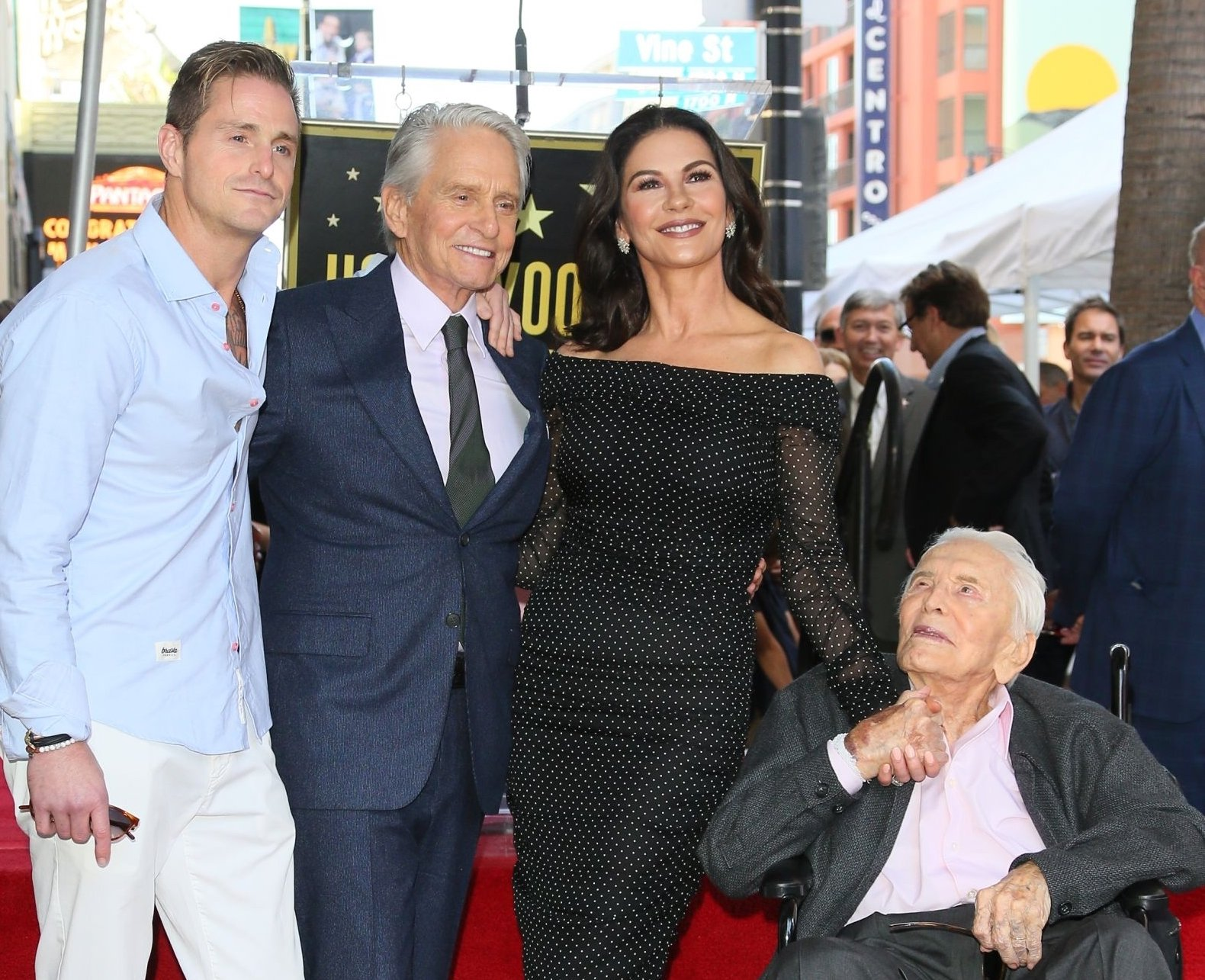Image Credit: Getty Images/The Douglas family