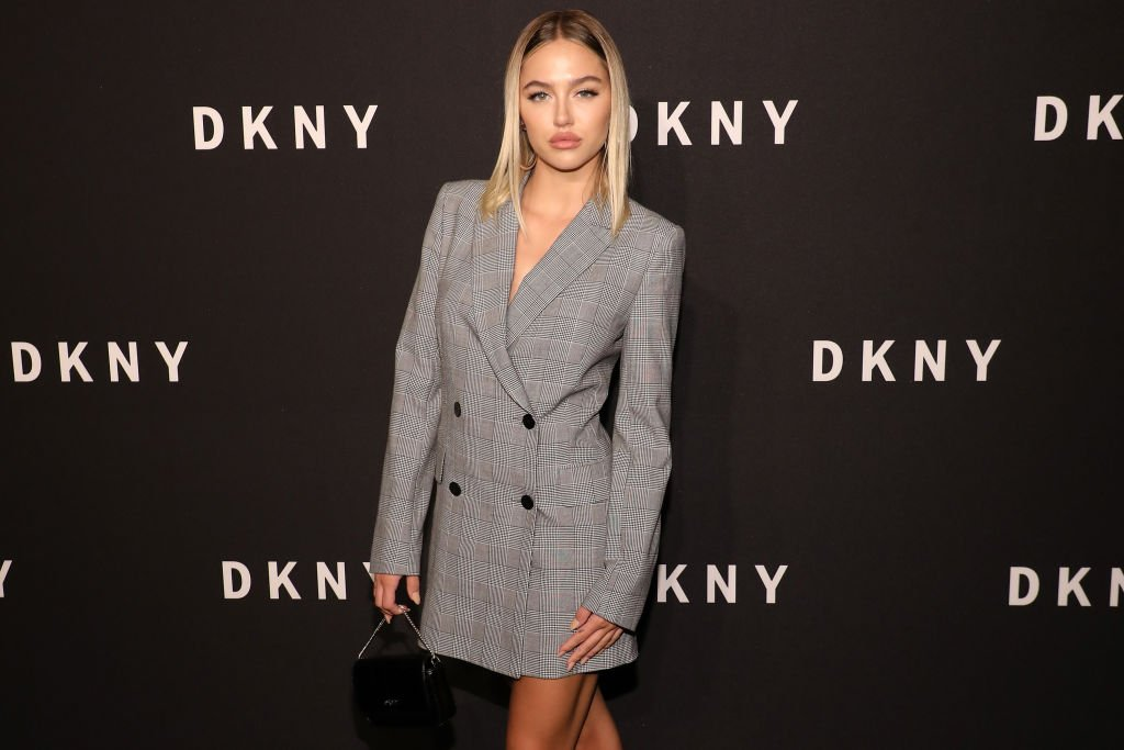 Image Source: Getty Images/WireImage/Taylor Hill | Hamlin at the DKNY 30th Anniversary Party