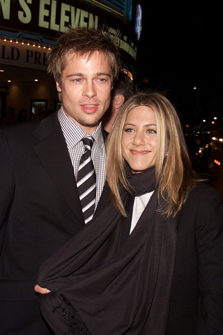 Aniston always protected her ex-husband in the media / Getty Images
