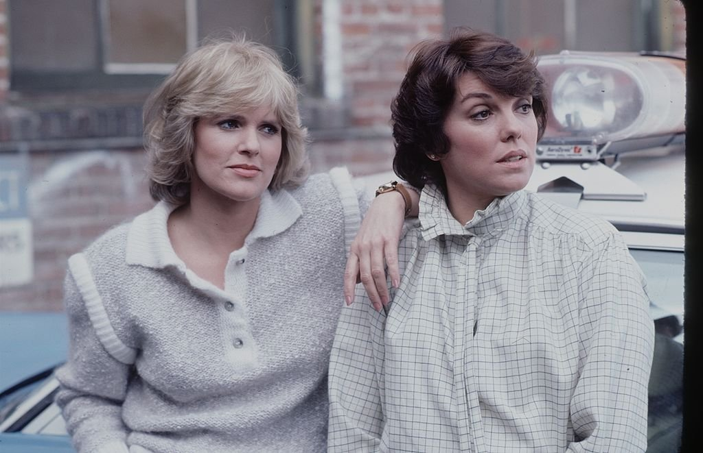 Image Credits: Getty Images / The LIFE Picture Collection |  Tyne Daly and Sharon Gless