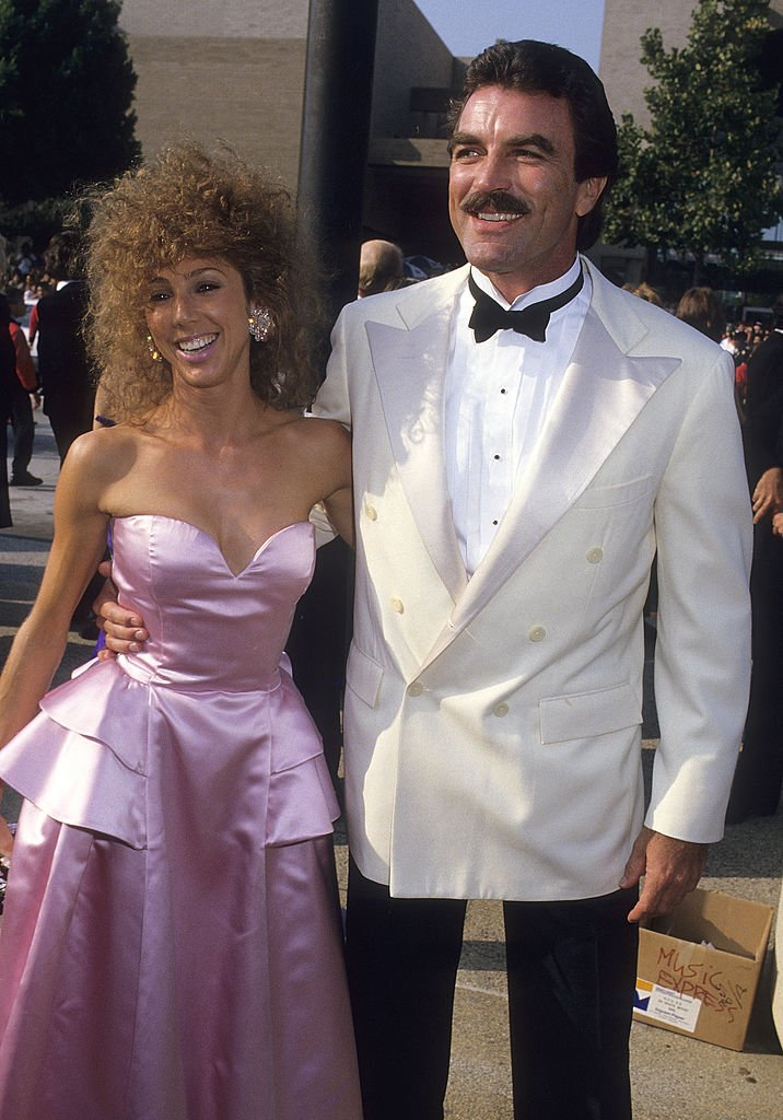 Image Credits: Getty Images | Tom Selleck and Jillie Mack