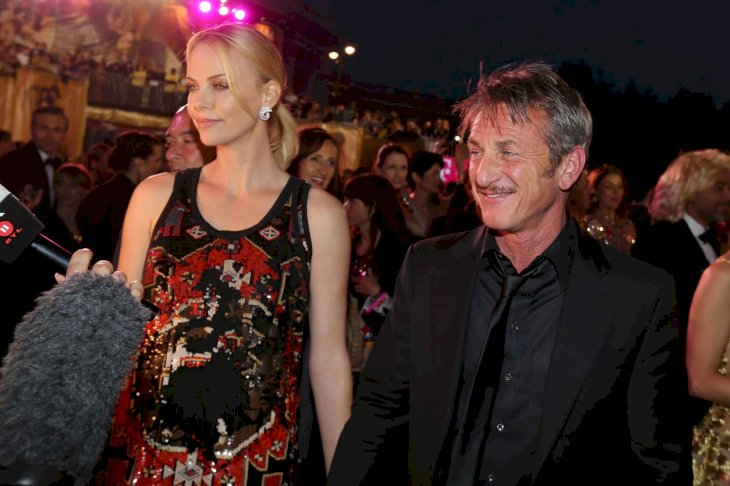 Charlize Theron and Sean Penn/Photo:Getty Images