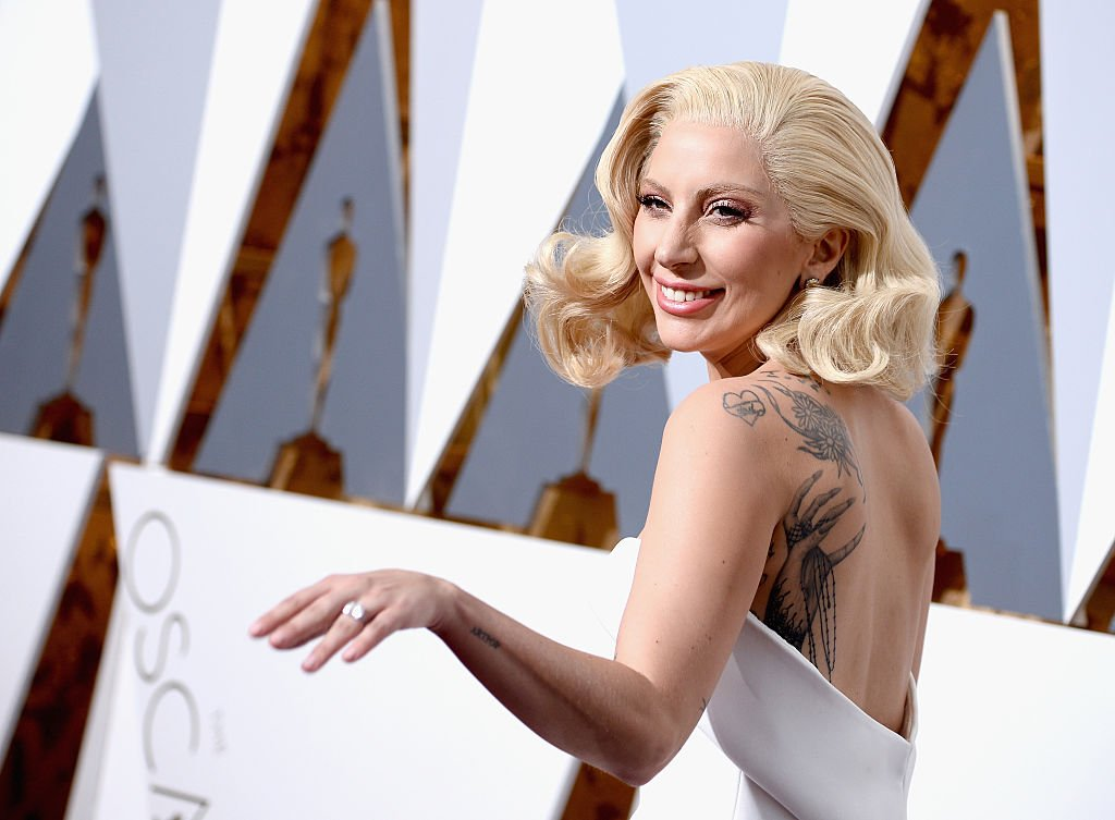 Image Source: Getty Images/Frazer Harrison | Lady Gaga at the 88th Annual Academy Awards