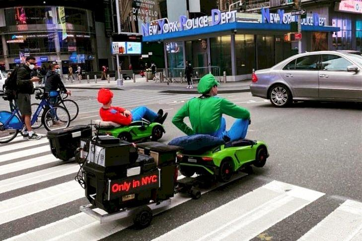Crazy Things You'll Only See in New York City