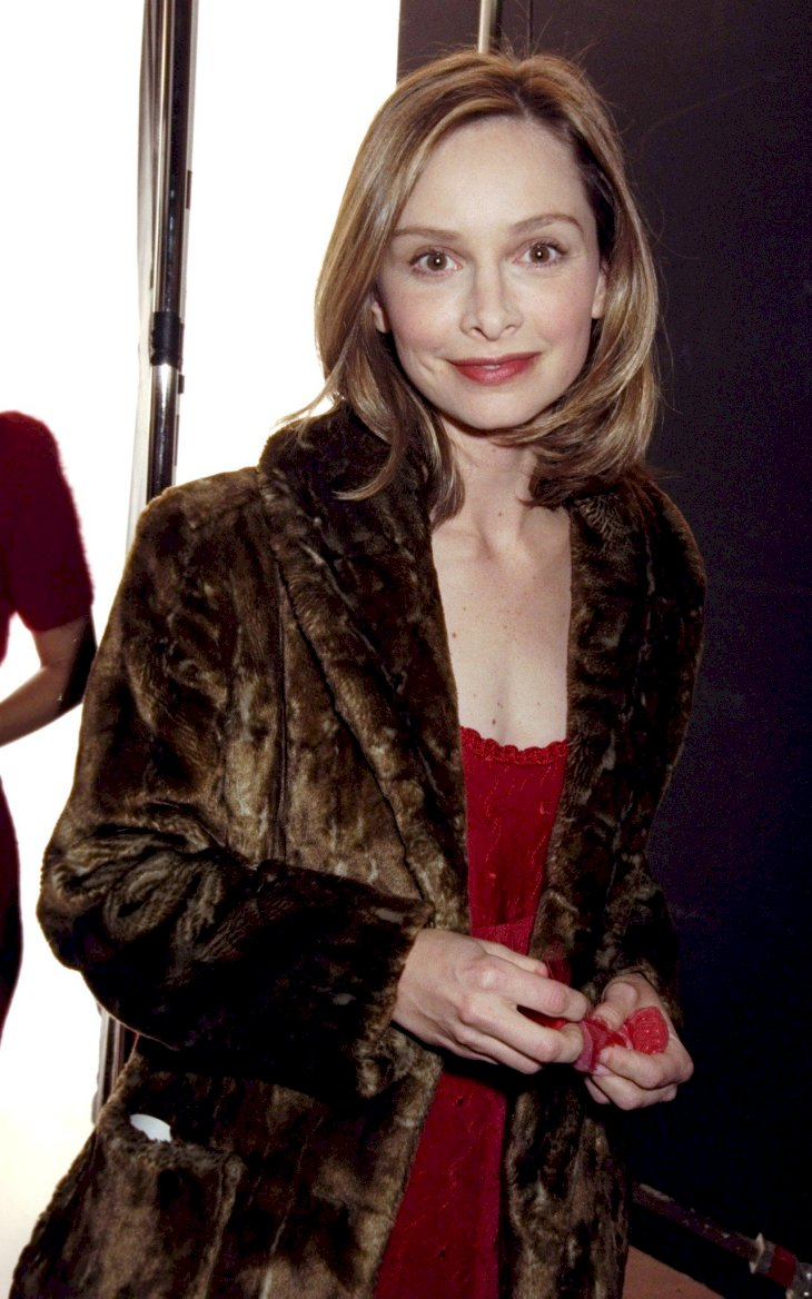Image Credit: Getty Images / Calista Flockhart at an event.