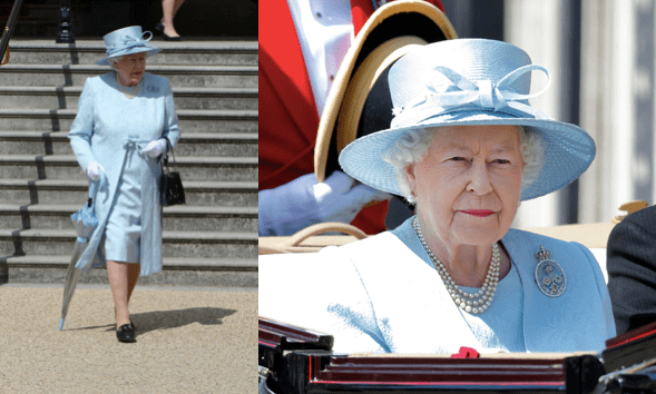 Image Credit: Getty Images/Chris Jackson - Getty Images/Max Mumby   Her Majesty, Queen Elizabeth II is photographed at a royal event.