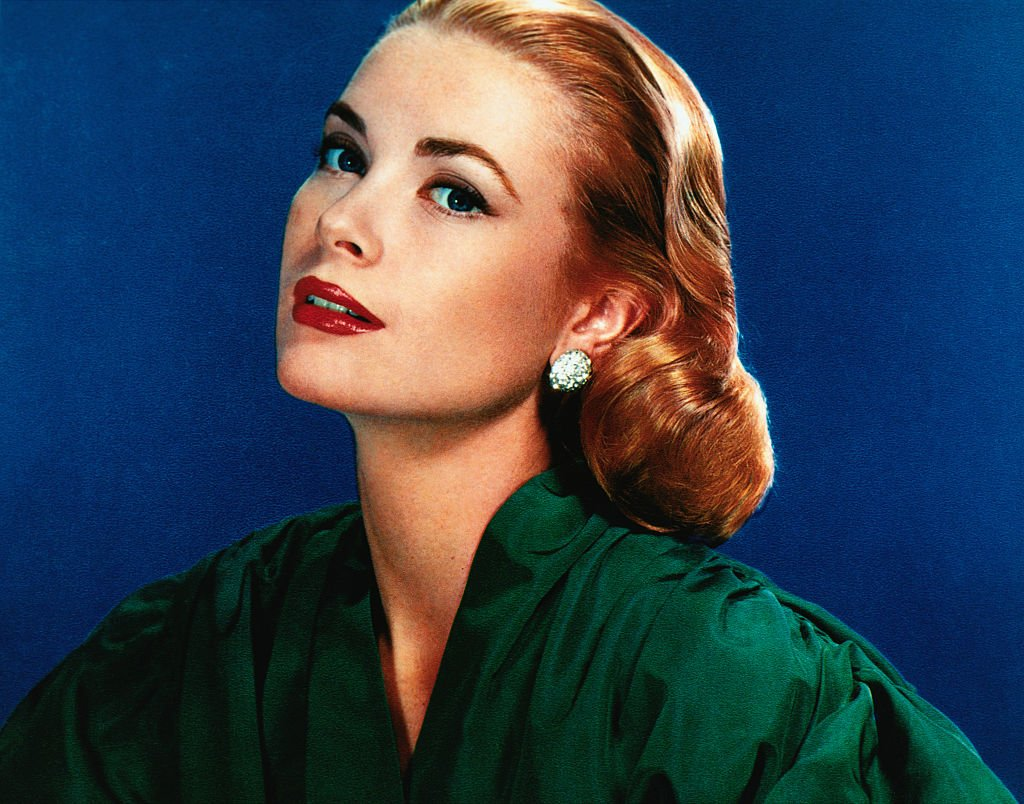 Image Credit: Getty Images / Actress Grace Kelly poses for a photograph.