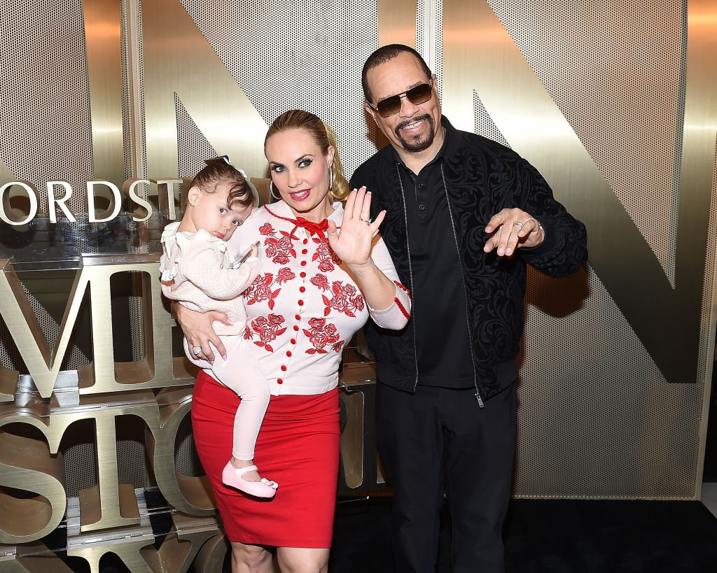 Image Credit: Getty Images / Coco Austin and Ice-T attend the Nordstrom Men's NYC Store Opening on April 10, 2018 in New York City.