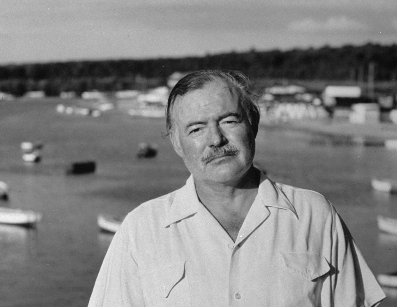 Image Credit: Getty Images/Photo of Ernest Hemingway