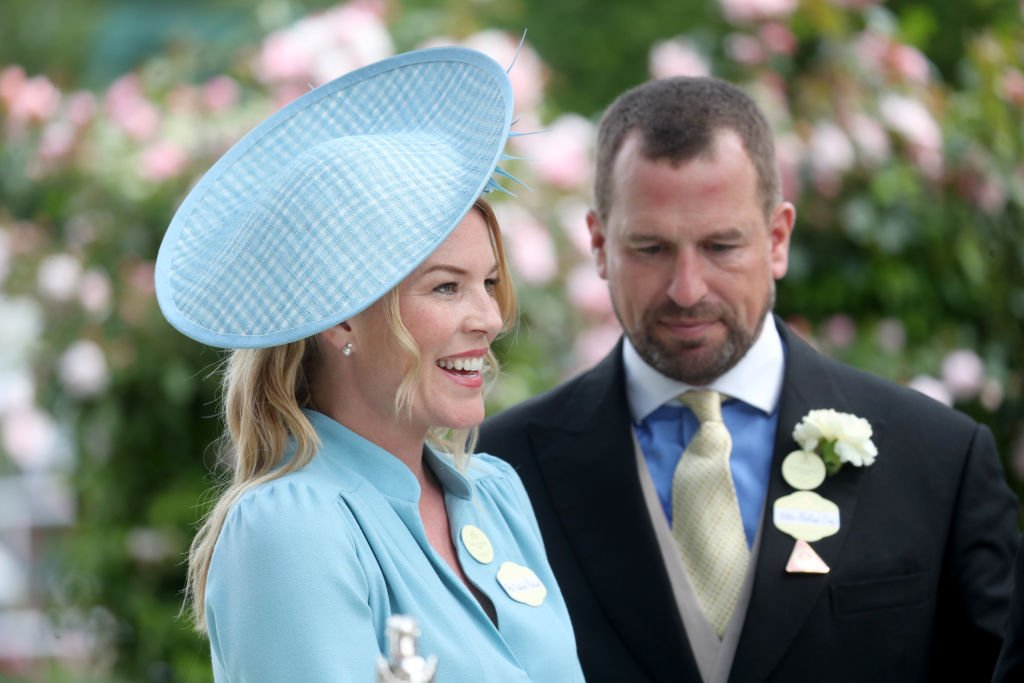 Image Credit: Getty Images / Peter Phillips and Autumn Phillips attends day five of Royal Ascot on June 22, 2019 in Ascot, England.