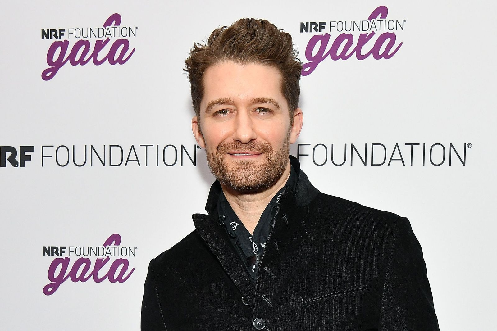 Matthew Morrison/Photo:Getty Images