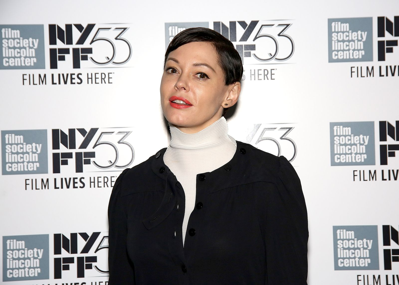 Rose McGowan/Photo:Getty Images