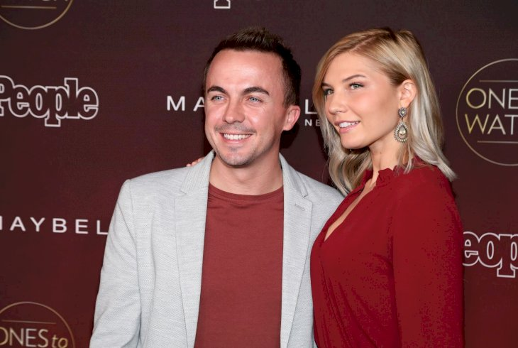 Frankie Muniz and Paige Price/Photo:Getty Images
