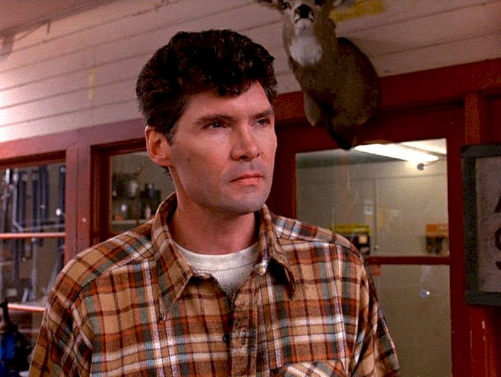 Image Credit: Getty Images/CBS Photo Archive | McGill in Twin Peaks