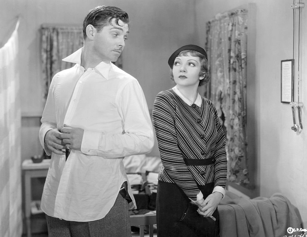 Image Credit: Getty Images / Actor Clark Gable and actress Claudette Colbert in a scene from Columbia Pictures' 1934 film It Happened One Night, directed by Frank Capra.