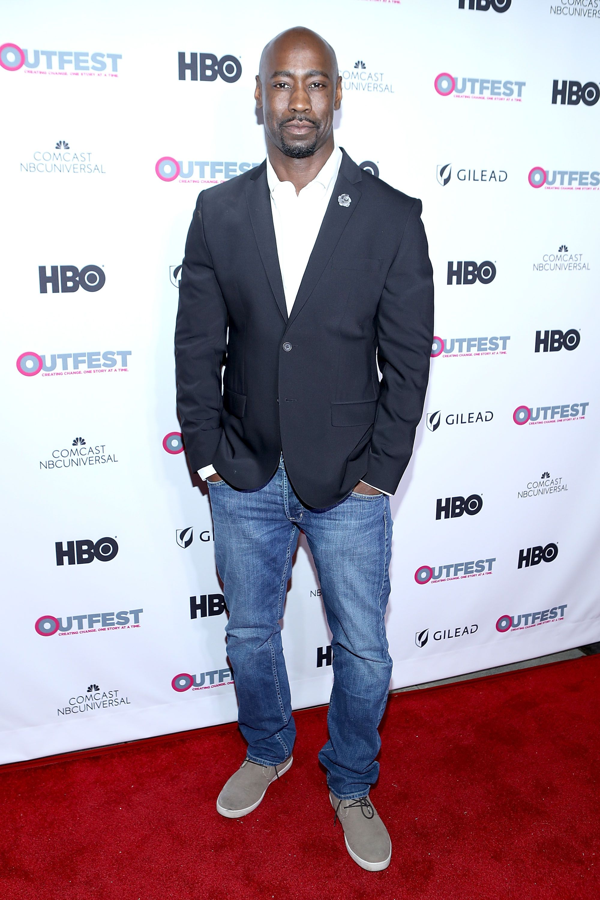 D.B Woodside/Photo:Getty Images