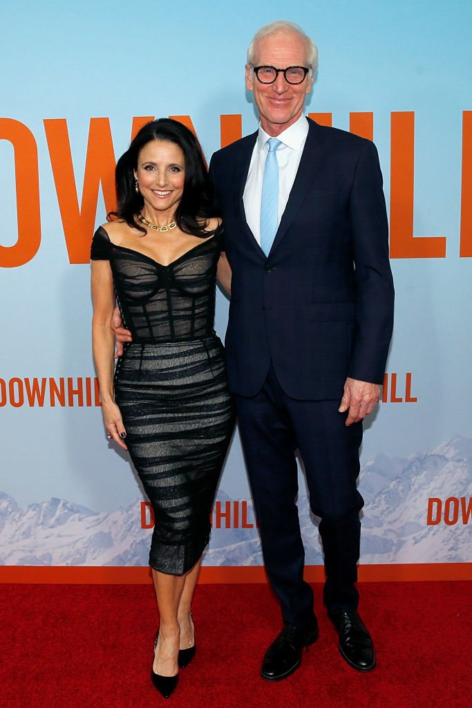 Image Credits: Getty Images | Julia Louis-Dreyfus has never denied rumors of an open relationship