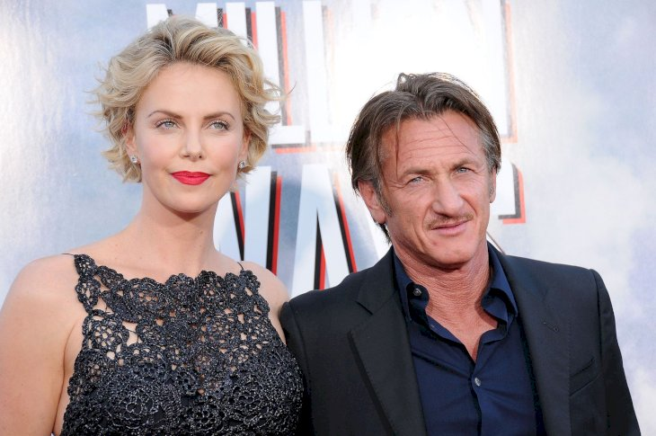 Sean Penn and Charlize Theron/Photo:Getty Images