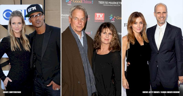 The Real-Life Couples Of NCIS Cast Revealed