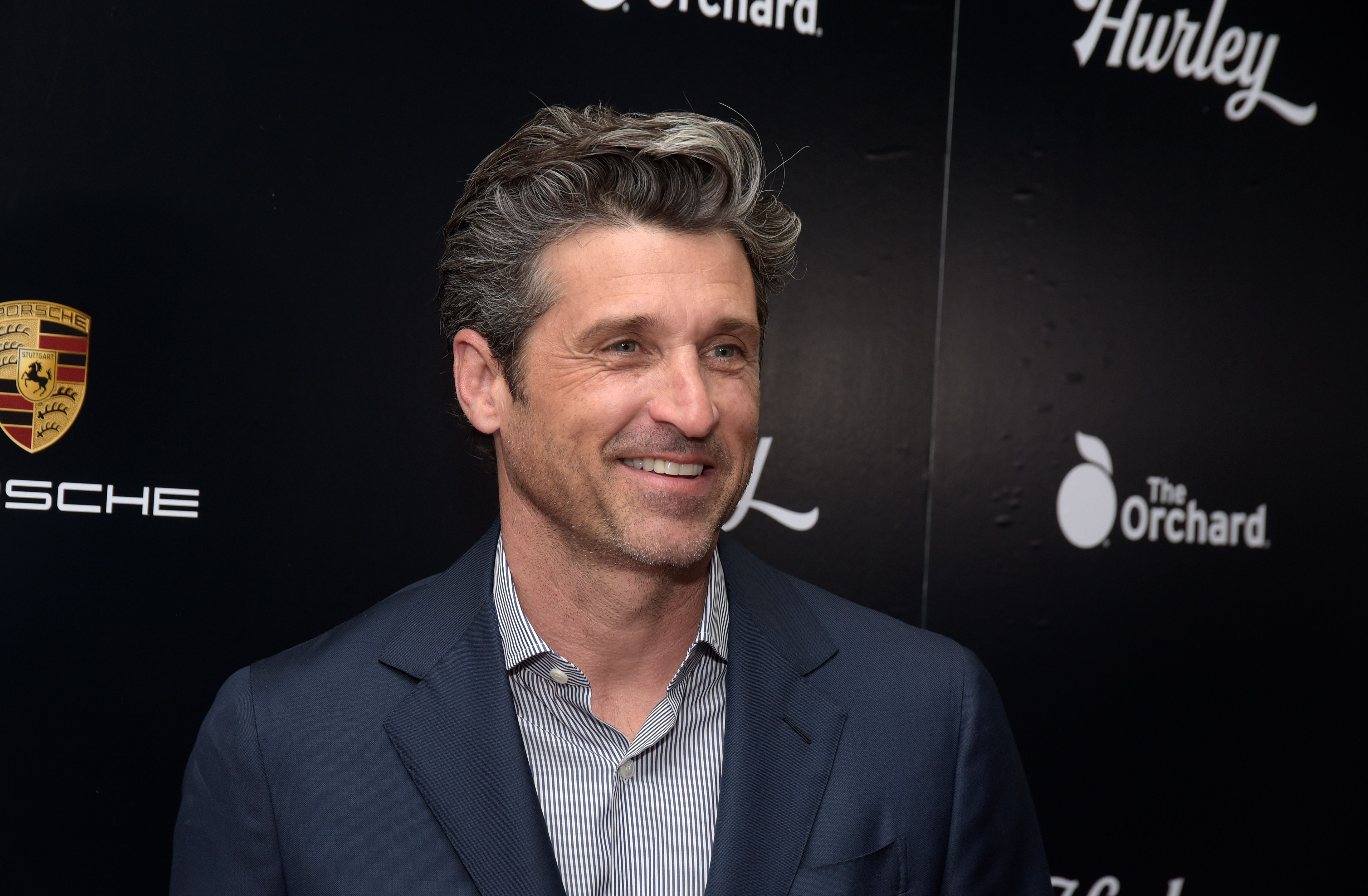 Patrick Dempsey/Photo:Getty Images