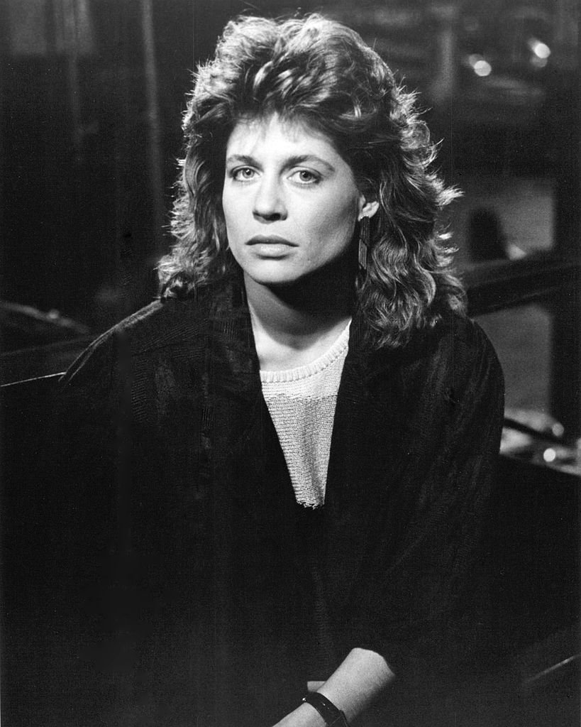 Image Credits: Getty Images / Silver Screen Collection | American actress Linda Hamilton, circa 1985.