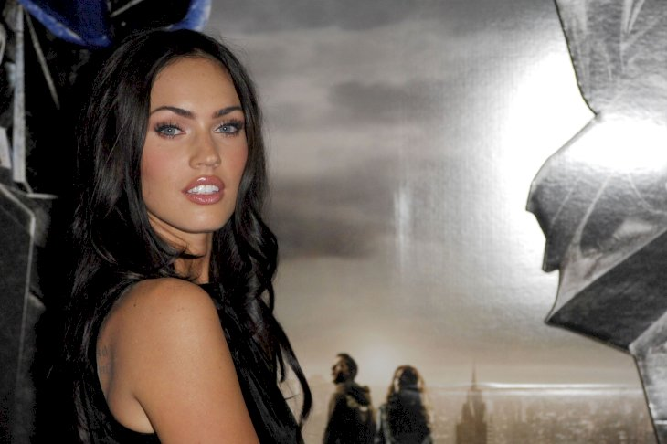"Megan Fox During ""Transformers"" London Screening / Getty Images"