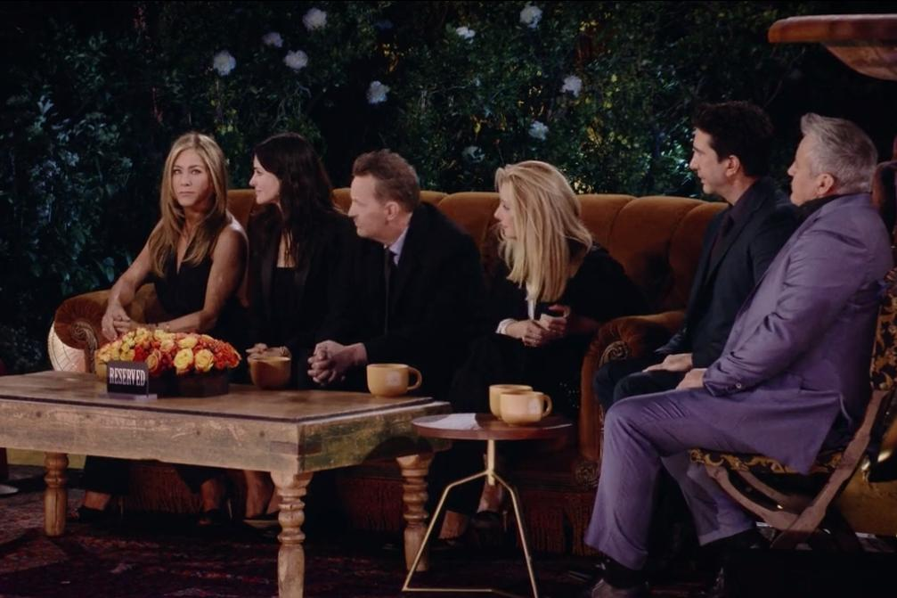The Friends' Cast Confirmed What We Thought About Their Love Lives