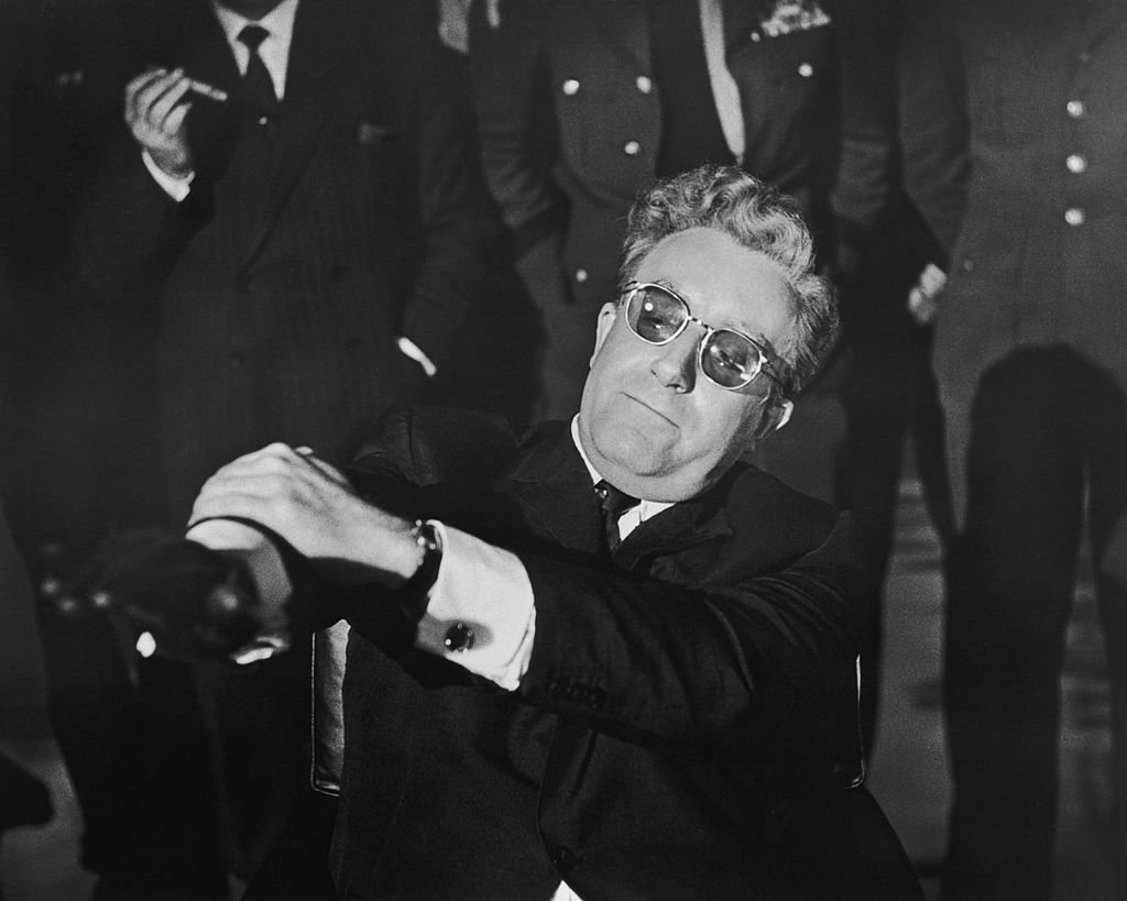 Image Credit: Getty Images / Columbia Pictures - Dr. Strangelove
