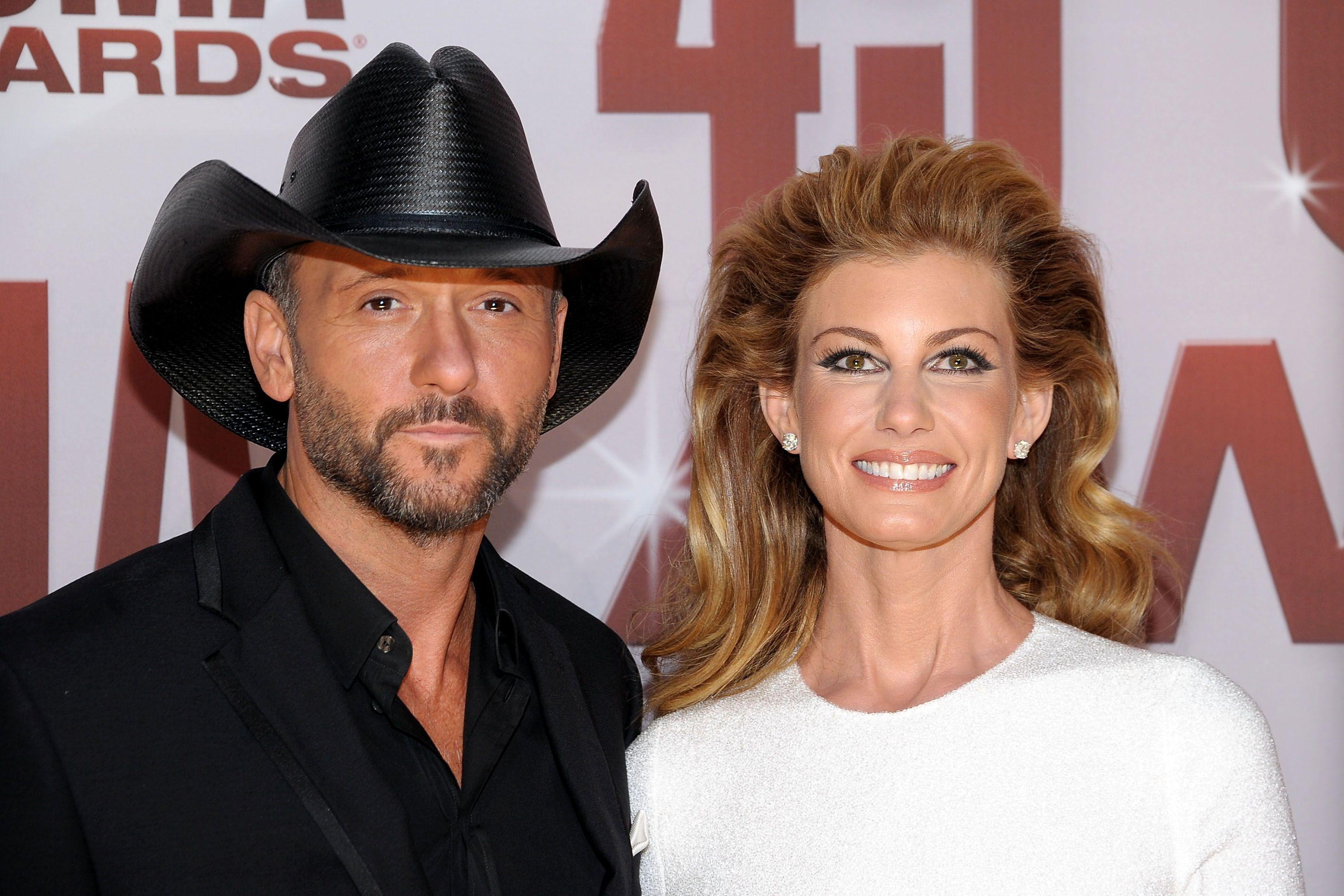 Tim McGraw & Faith Hill Make An Announcement After 24 Years Together