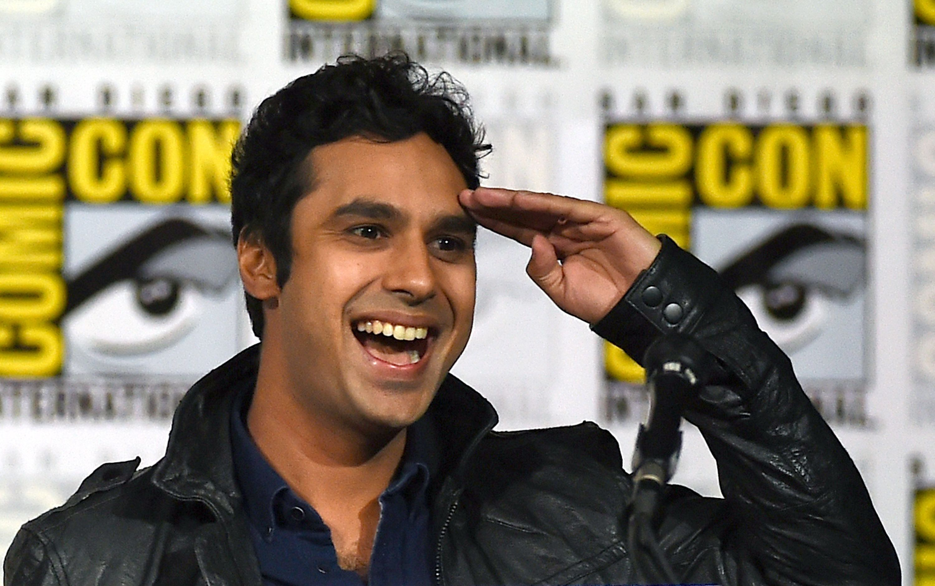 Kunal revealed how eating in the scenes actually went / Getty Images
