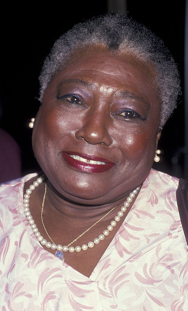 Image Credits: Getty Images / Ron Galella, Ltd. / Ron Galella Collection | Actress Esther Rolle attends 25th Anniversary Party for KCET on July 26, 1989 at the Director's Guild Theater in Hollywood, California.