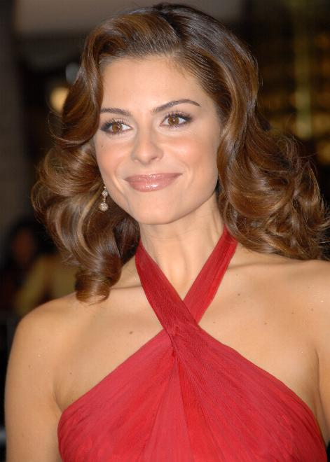 Maria Menounos Image Source: Wikimedia Commons.
