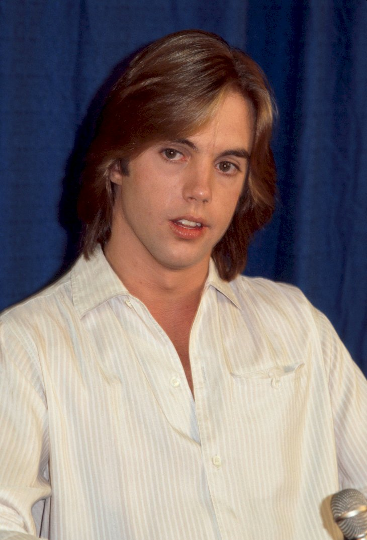 Image Credit: Getty Images / Shaun Cassidy at an event.