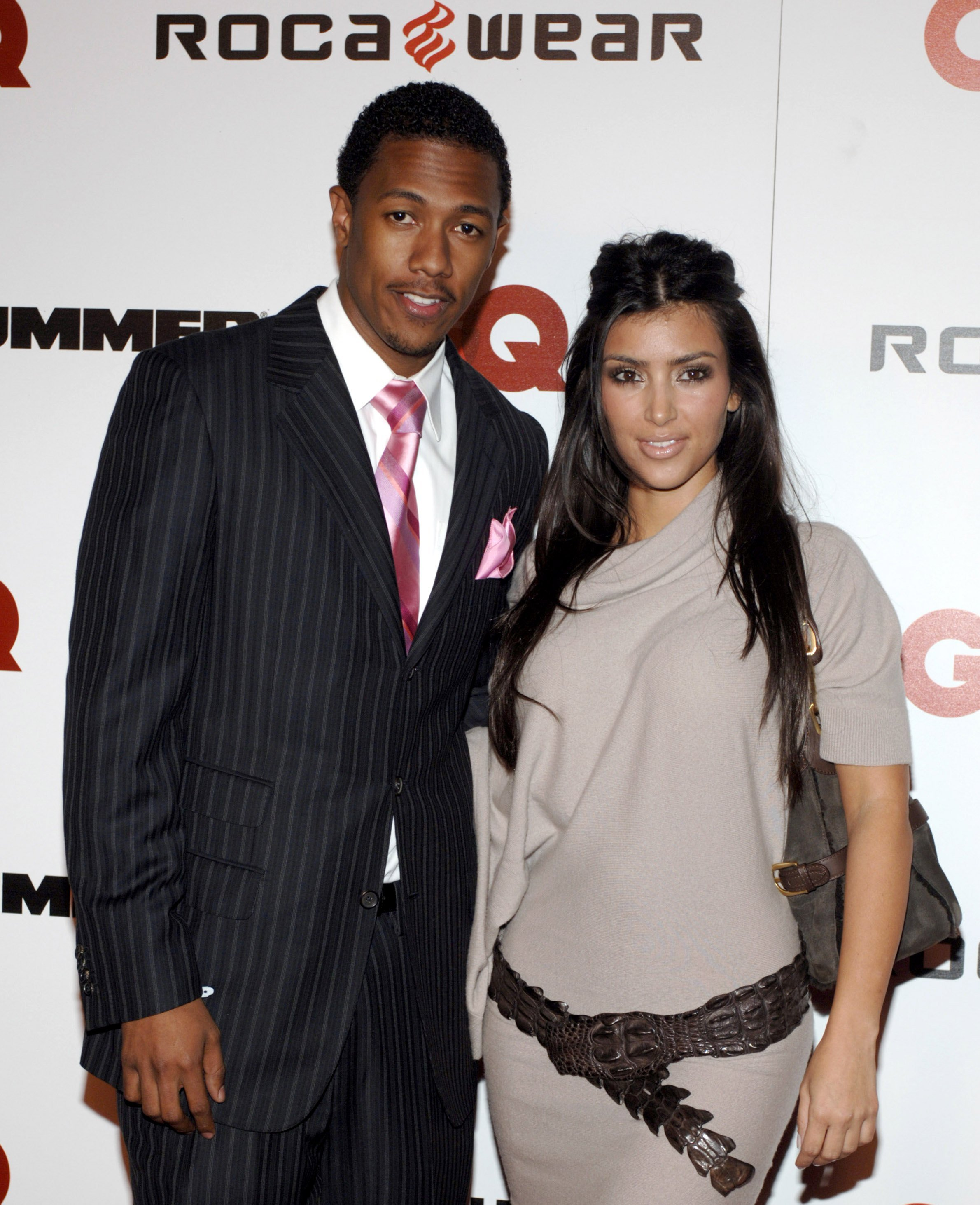 Image Credits: Getty Images | Kim Kardashian and Nick Cannon dated in 2006