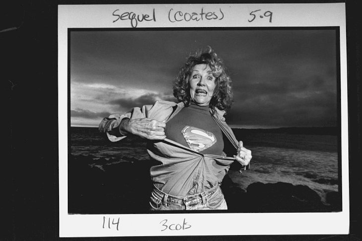 Image Credit: Getty Images/The LIFE Images Collection via Getty Images/Acey Harper | Image of Phyllis Coates from 1994
