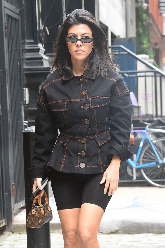 Kourtney Kardashian / Getty Images