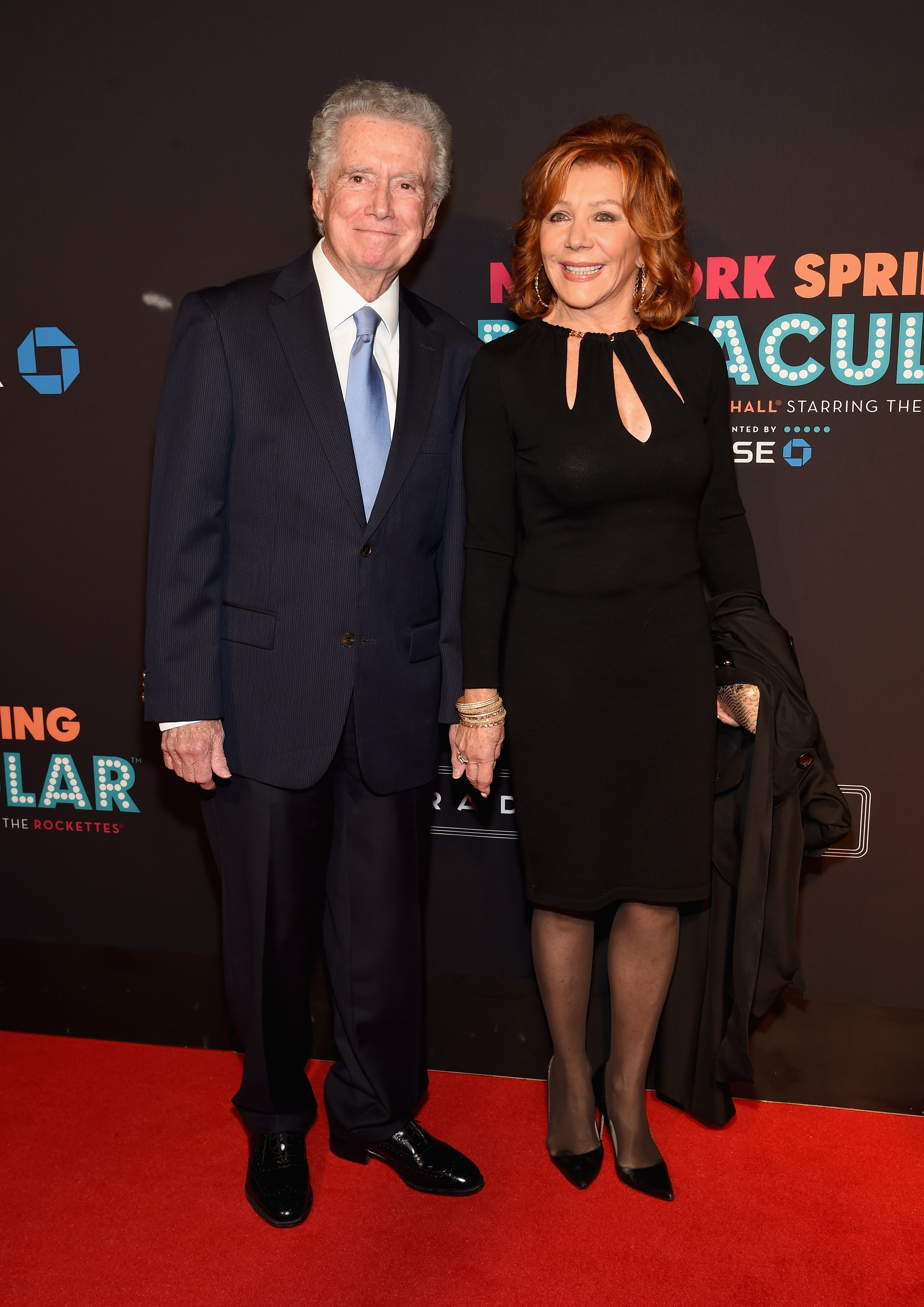 Image Credits: Getty Images | Joy and Regis spent half a century married