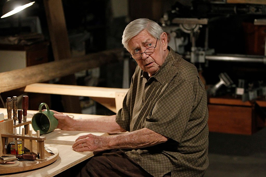 Image Credits: Getty Images / Cliff Lipson | Ralph Waite (pictured) returns to guest star in his role as Gibbs' father, Jackson Gibbs, in the show NCIS