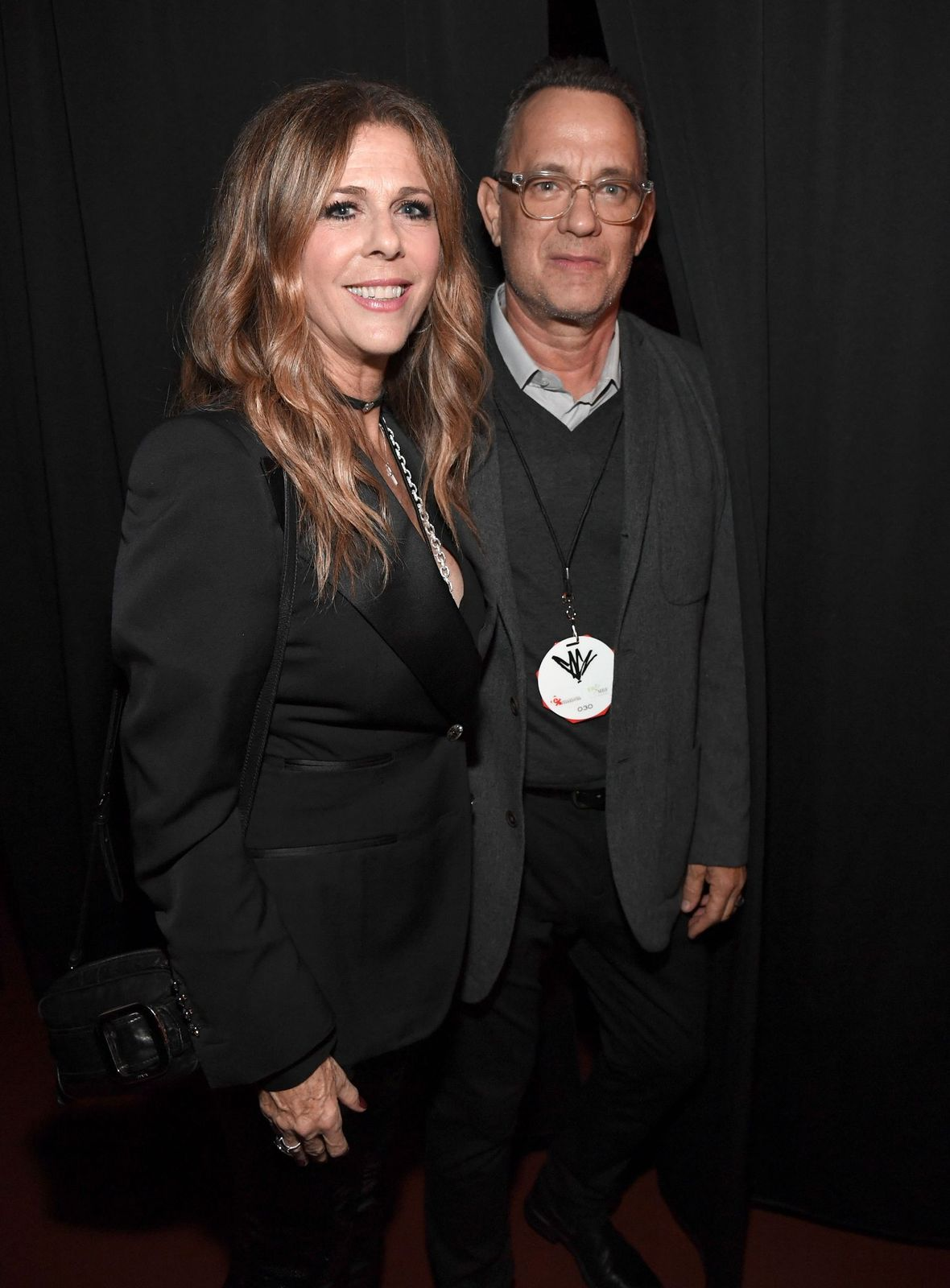 Tom Hanks and Rita Wilson/Photo:Getty Images