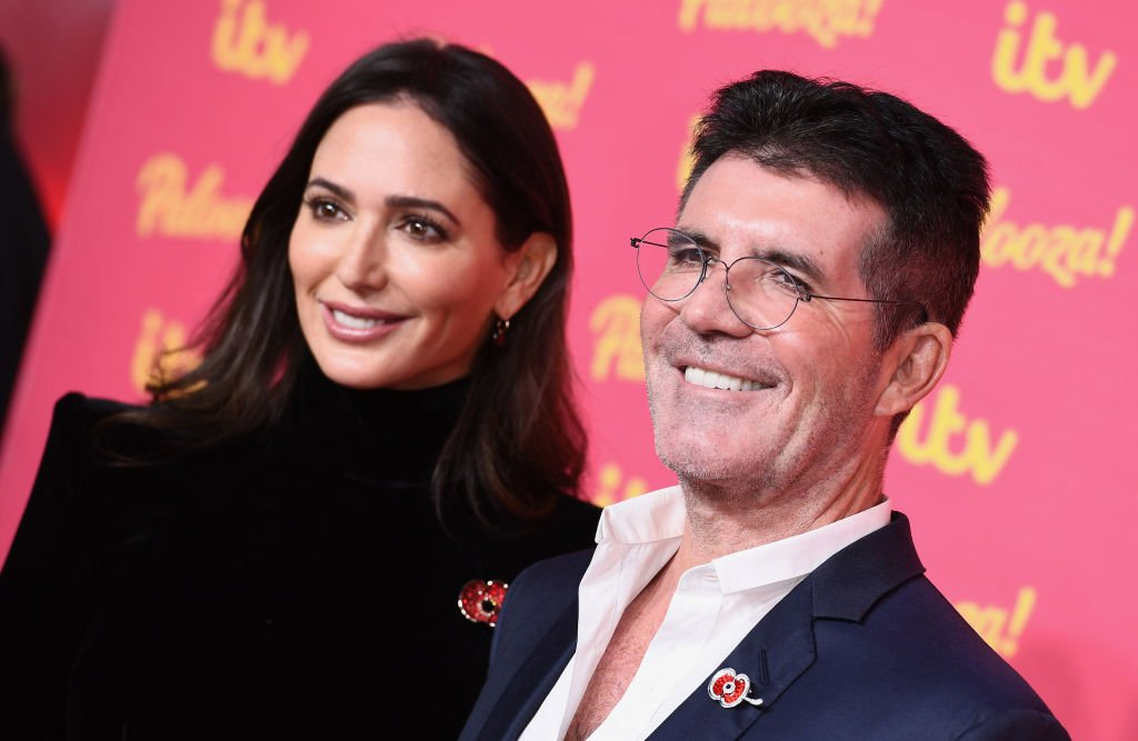 Image Credit: Getty Images / Simon Cowell and Lauren Silverman attends the ITV Palooza 2019 at the Royal Festival Hall on November 12, 2019 in London, England.