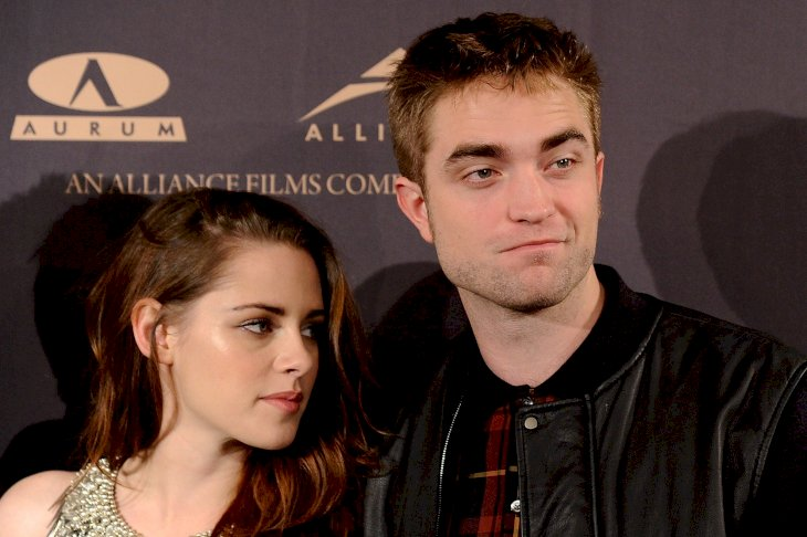 Image Credit: Getty Images/FilmMagic/Fotonoticias |Kristen Stewart and Robert Pattinson attend a photocall for 'The Twilight Saga: Breaking Dawn Part 2'