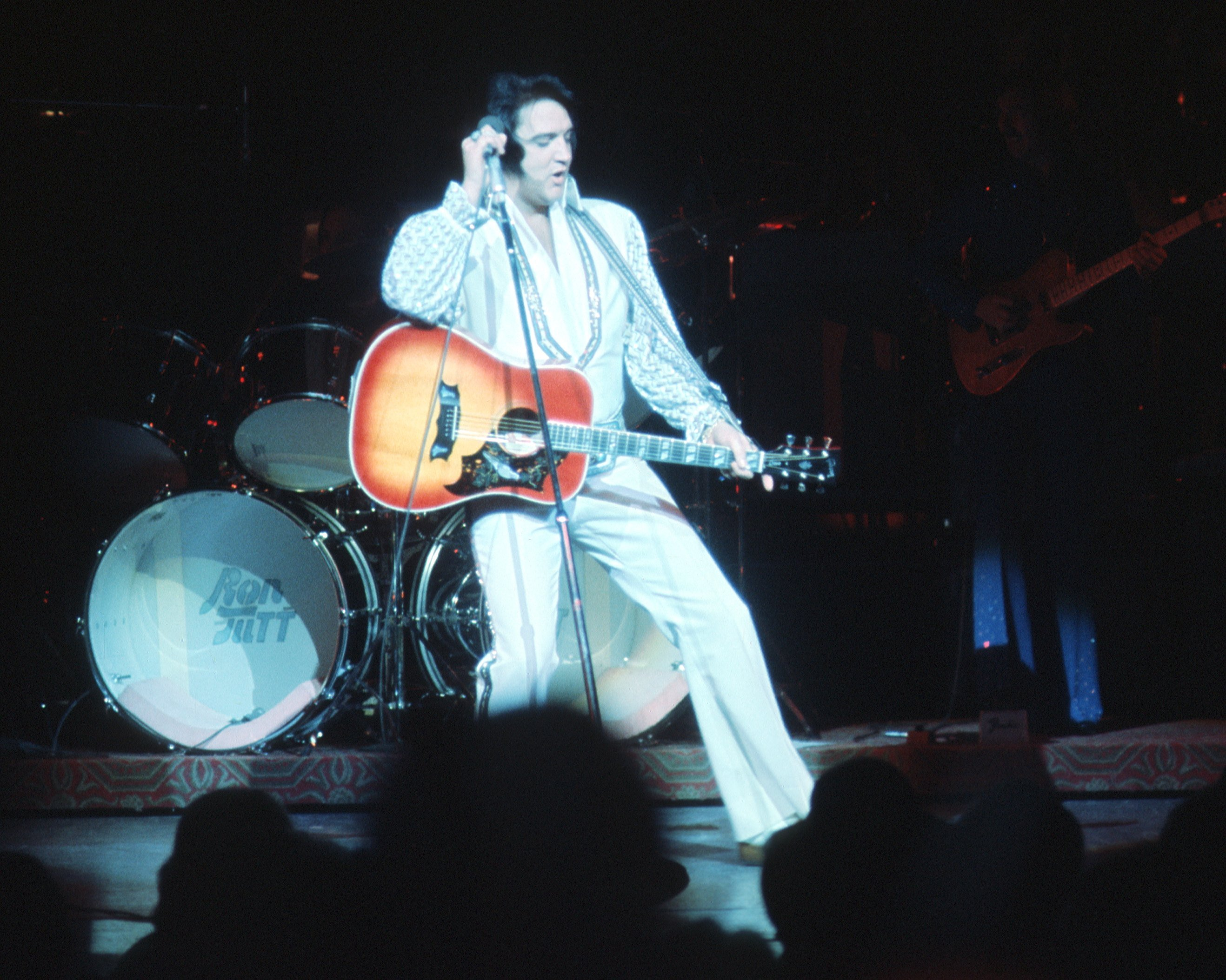 Image Credits: Getty Images | A young Elvis turned down the offer for being too scared