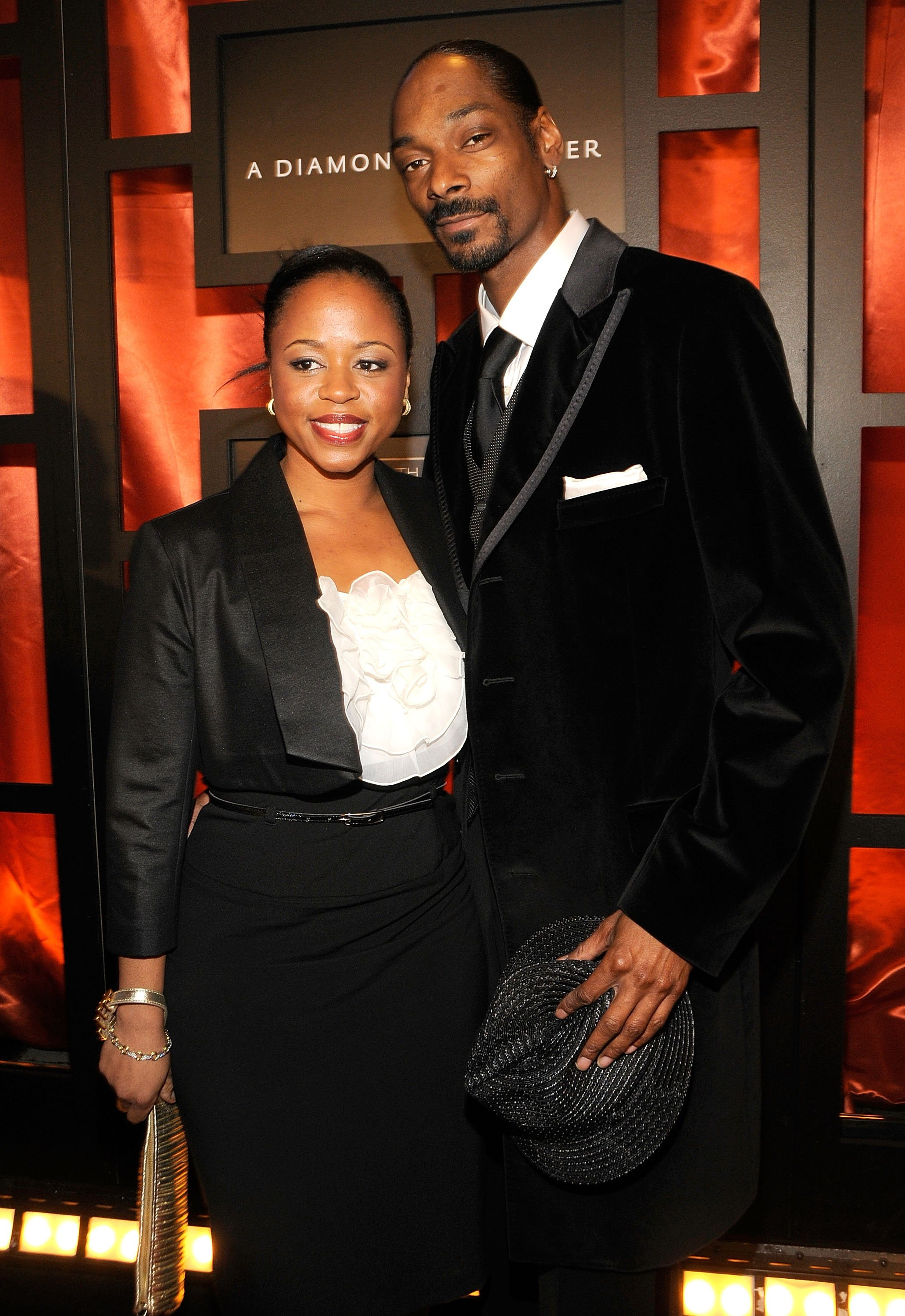 Image Credits: Getty images | Snoop Dogg married his high school sweetheart back in 1997 and have been together for 23 years!