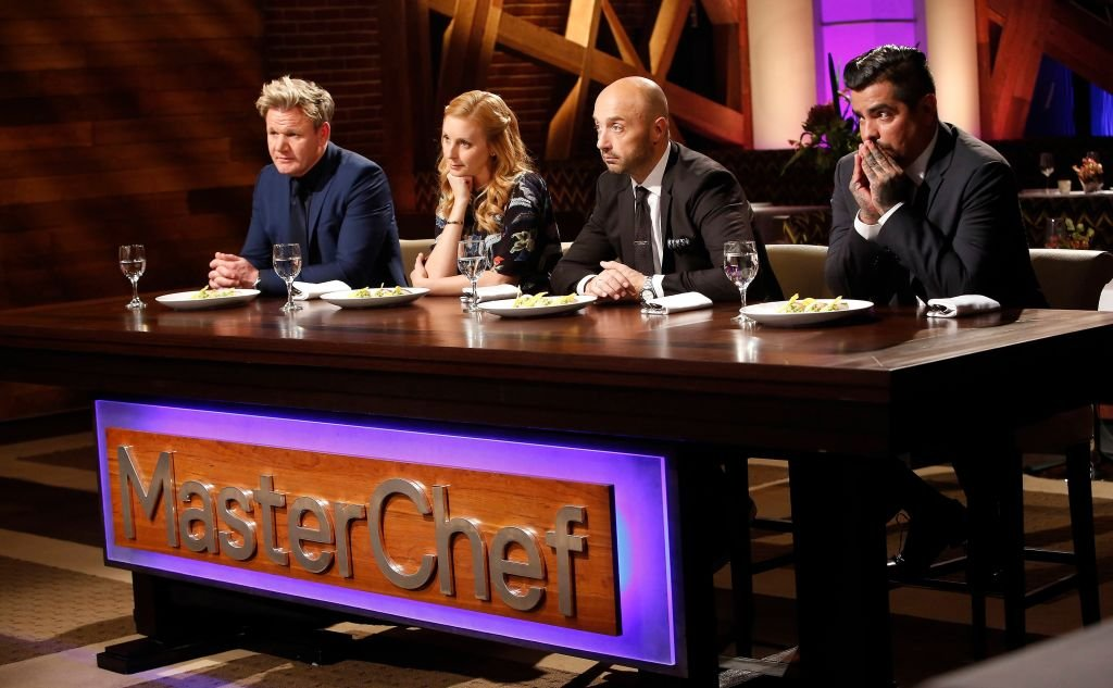 Image Source: Getty Images/FOX Image Collection via Getty Images | Still of the judges of MasterChef season 8