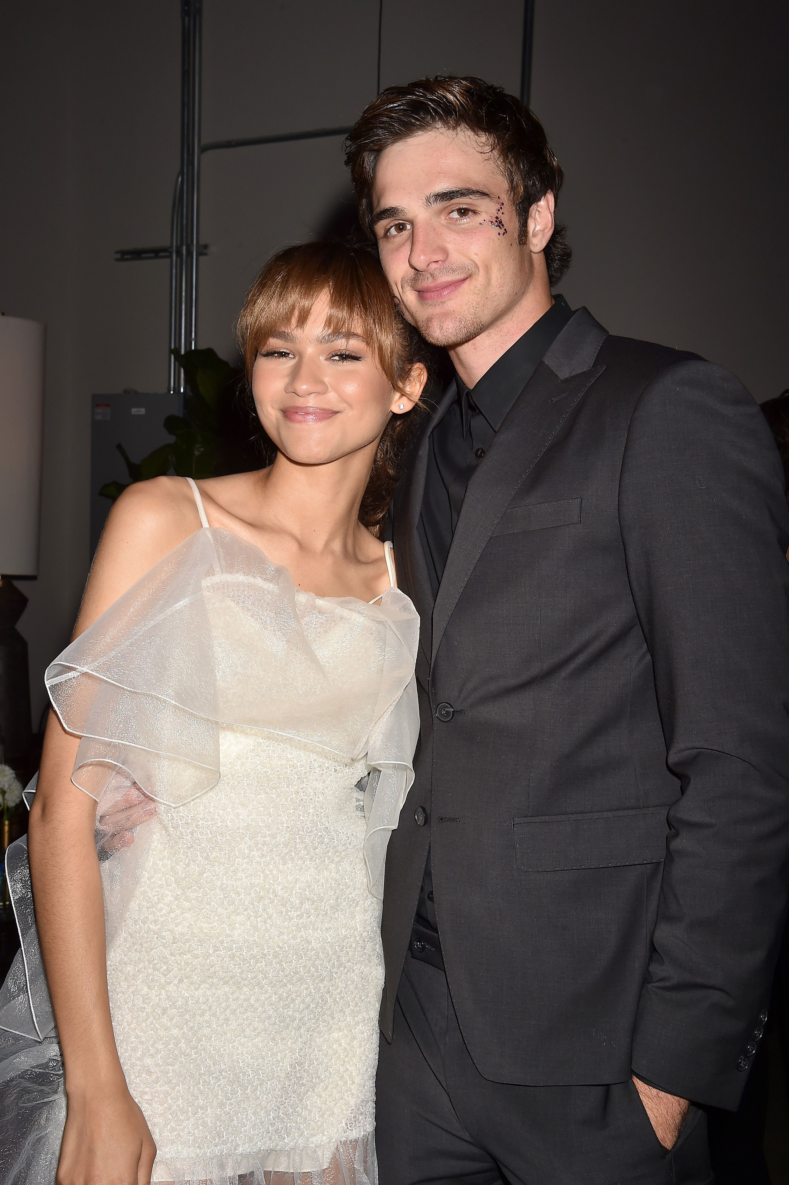 Jacob Elordi is rumored to be dating Zendaya / Getty Images