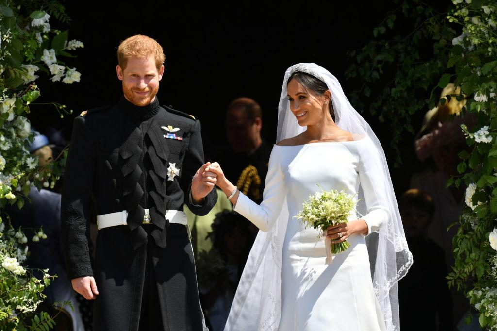 Photos Highlight Differences Between British Royal Weddings