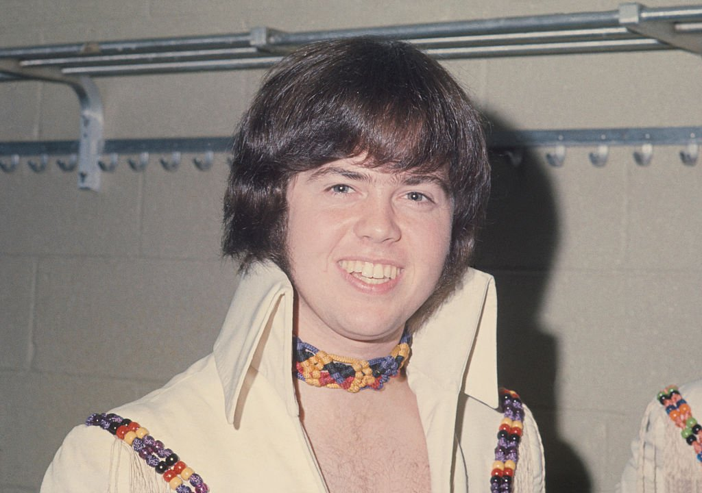 Image Credit: Getty Images / Jay Osmond of the Osmond Brothers; circa 1970; New York.