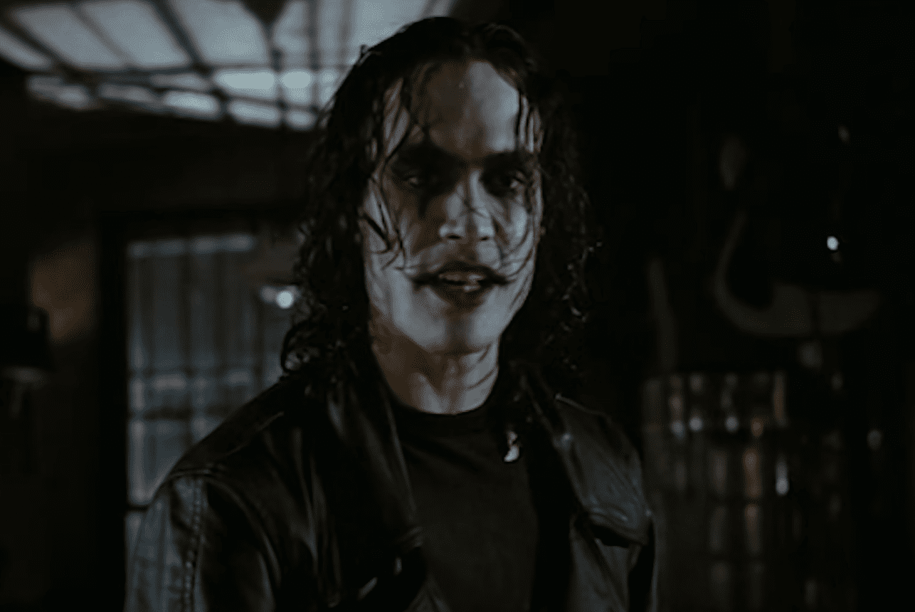 Image Source: Youtube/Looper|The Crow/Sony Pictures Television